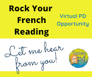 Supporting & Encouraging Reading in French - PD Opportunity
