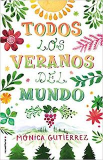 Todos los veranos del mundo- Monica Gutierrez
