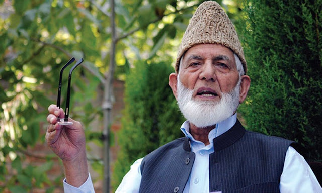 A Resilient Geelani
