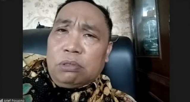 Arief Poyuono: Jabatan Presiden Yang Dua Periode Itu Jelas-jelas Mas Amien Rais Copy Paste Dari Amerika Serikat!