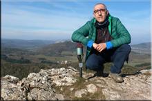 Armikelo mendiaren gailurra 888 m. - 2017ko otsailaren 18an