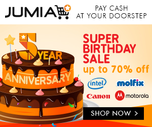 Jumia Deals Of The Day (05-July-2017)