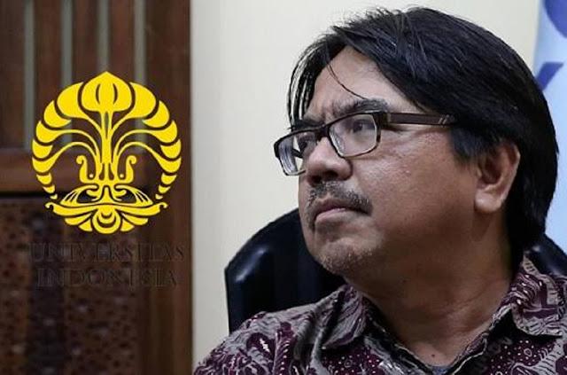 Ade Armando Tak Kunjung Dicopot, PA 212 Duga Rektor UI Punya Kepentingan Politik
