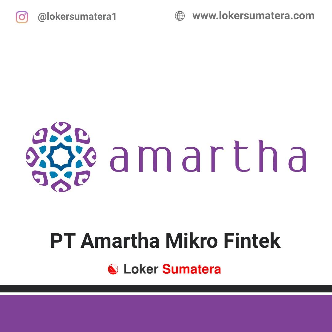 Lowongan Kerja PT Amartha Mikro Fintek Pekanbaru Februari 2020