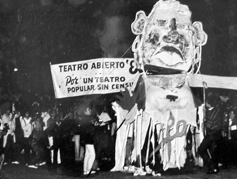 Carlos Gorostiza: el teatro como resistencia