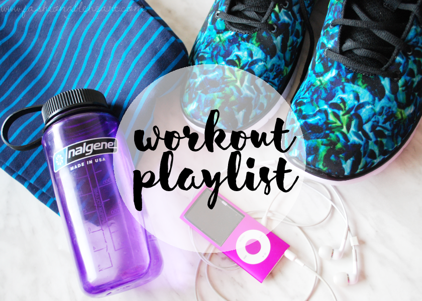 bbloggers, bbloggersca, lbloggers, workout playlist, music, pop, tibial plateau fracture, broken knee