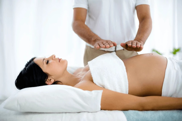 Lower back pain - back pain - early pregnancy 5 - massage