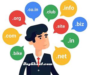 Pemilihan Domain  Buat Blog Yang Benar