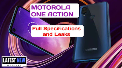 Motorola One Action Full Specifications