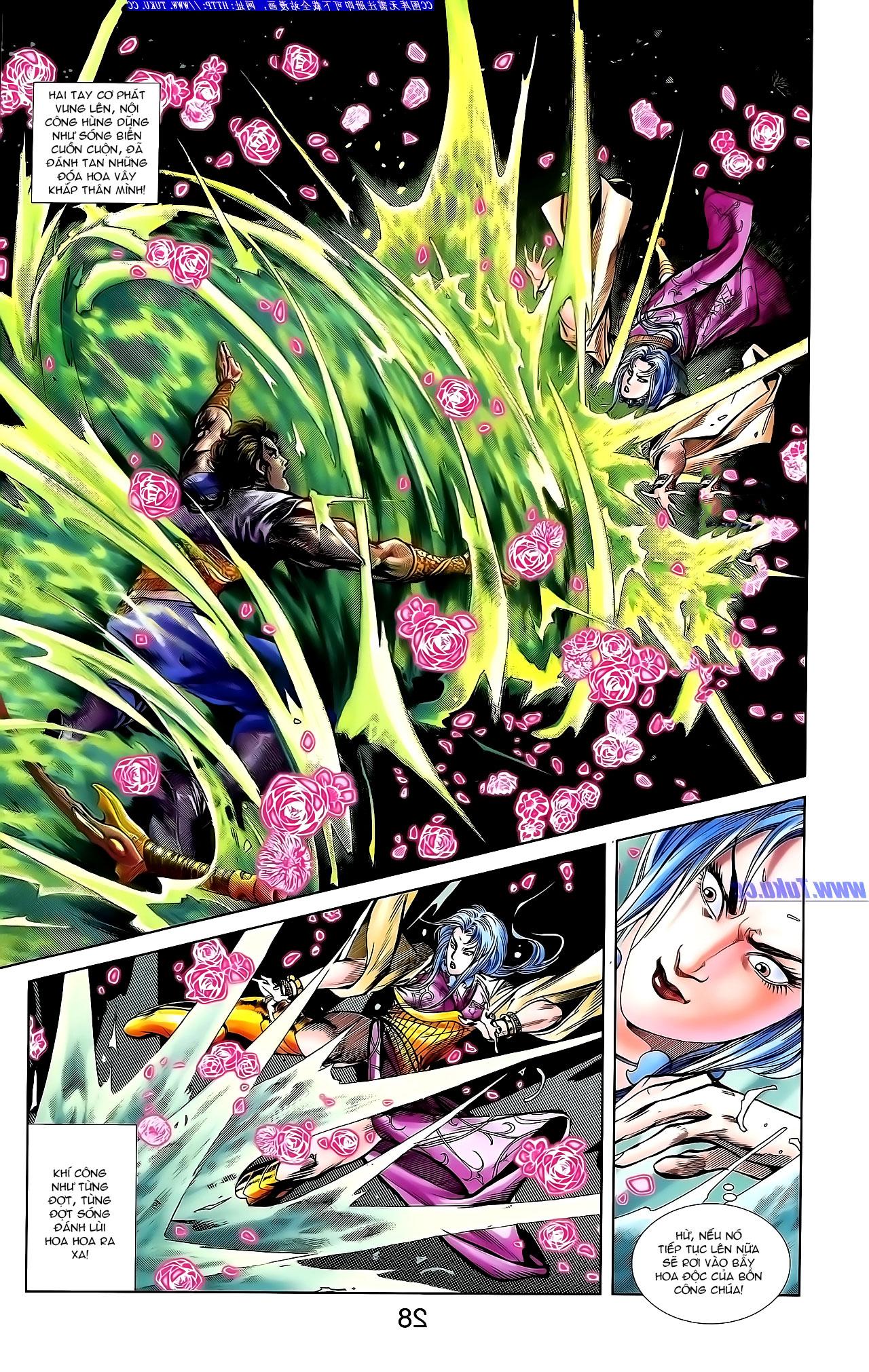 Cơ Phát Khai Chu Bản chapter 143 trang 10