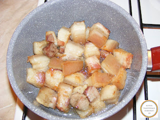 Jumari de porc preparate culinare,