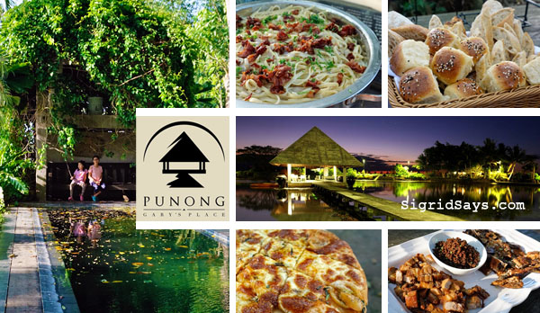 Punong Gary's Place - Negros Occidental Tourist Destinations - Silay City - Bacolod City - Bacolod blogger - destination dining
