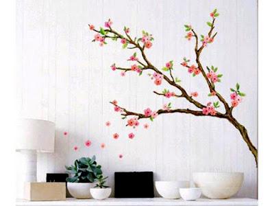 Adesivo de parede para decorar, inspirações