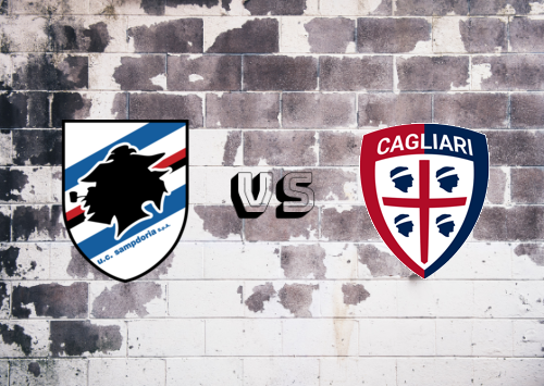 Sampdoria vs Cagliari  Resumen
