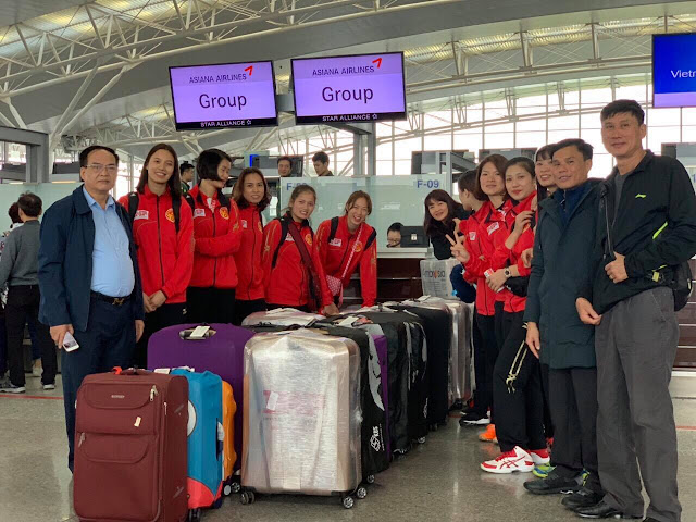 Tân binh Kinh Bắc Bắc Ninh lên đường du đấu ở Mỹ