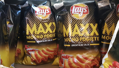 Lay's Maxx Orientalna Salsa