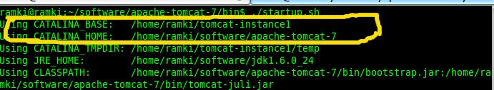Multiple Tomcat Instances on Single Machine   Java Code