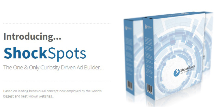 [GIVEAWAY] ShockSpots [Ad Innovation - The One and Only Curiosity Driven Ad Builder] [+BONUSES]