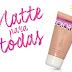 Novo BB Cream com efeito matte Avon - Matte para todas!