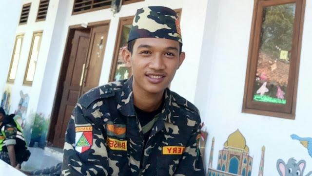 Sosok Hery, Banser Banten yang Jalan Kaki Temui Habib Luthfi di Pekalongan