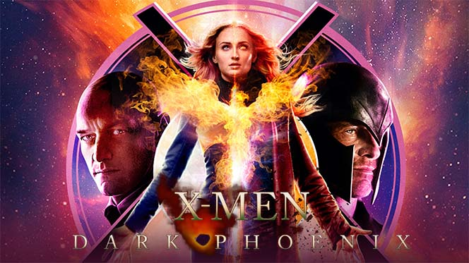 X-Men: Dark Phoenix (2019) BDRip Full HD 1080p Latino-Ingles