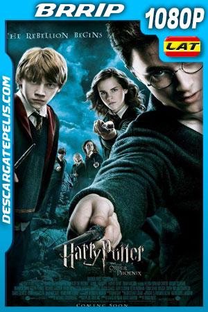 Harry Potter y la orden del Fénix (2007) 1080p BRrip Latino – Ingles