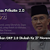 Perubahan Tarikh : Semakan GKP 2.0 Bermula 27 November Ini