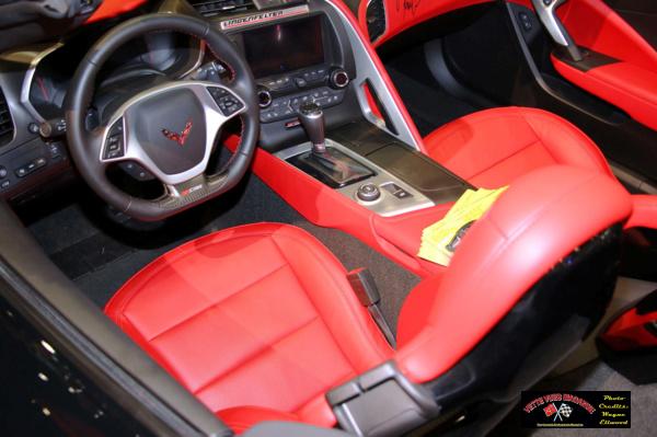 2016 Lingenfelter supercharged Z06 Chevrolet Corvette convertible.
