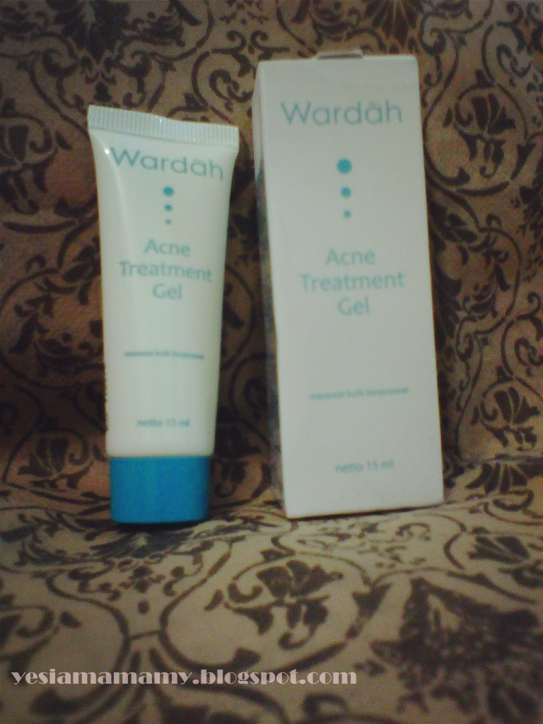 yes I am Amamy: Review Wardah Acne Series