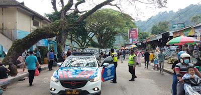 Polres Ponorogo amankan Kunjungan GDTC Internasional di Telaga Ngebel