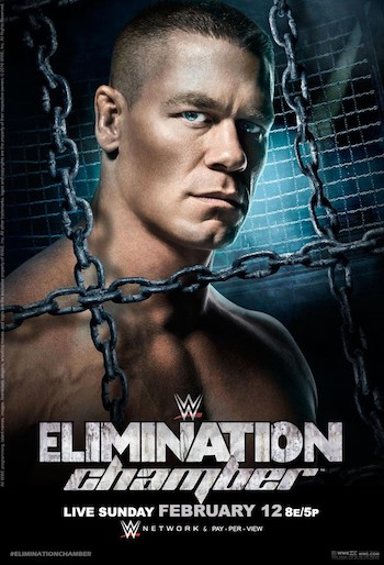 WWE Elimination Chamber 2017 PPV