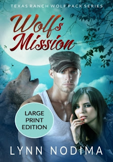 Wolf's Mission Large Print Edition