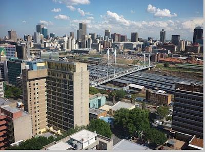 Ekonomi negara Afrika Selatan