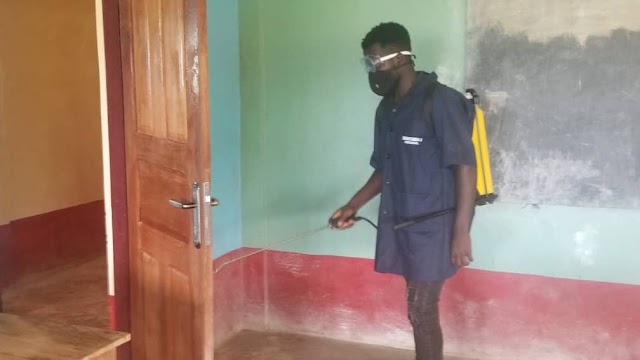 Bamenda I council prepares schools for June 1st resumption