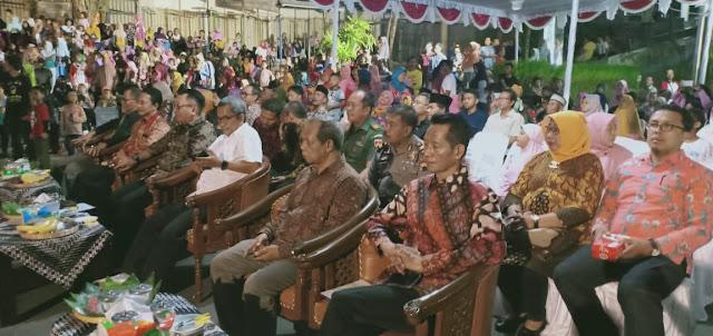 Pembukaan Festival Sangiran Purba 2019