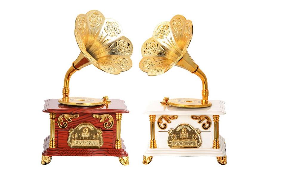 Nostaljik Müzik Kutuları