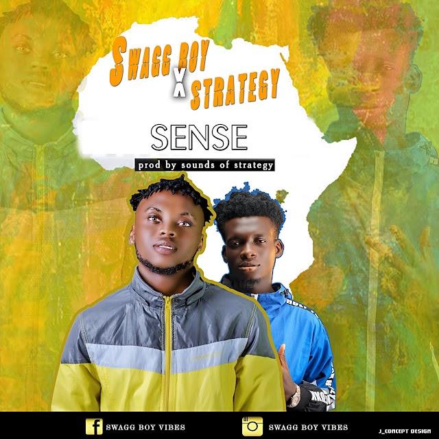 MUSIC: Swagg boy - Sense ft Strategy