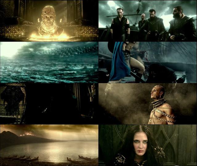 300 Rise Of An Empire 2014 Dual Audio 720p BluRay
