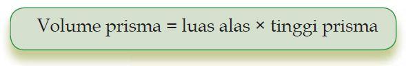Rumus Volume Prisma dan Contoh Soal Volume Prisma ...
