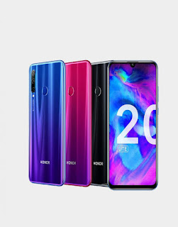 Honor 20 lite (China) Specifications,Price and Features