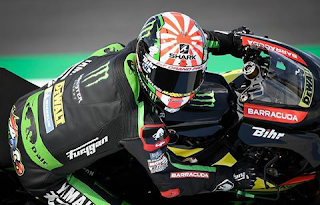 Johan zarco monster tech 3 yamaha 2018 wallpaper