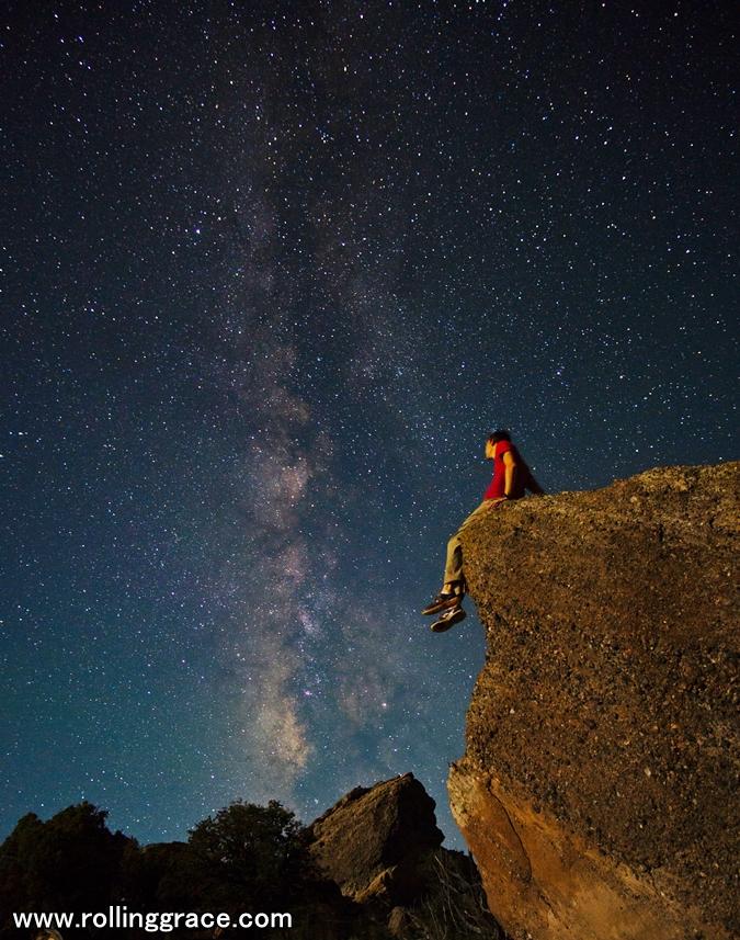 Stargazing at Mabul Island