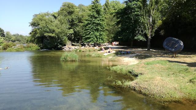 Margem do Rio Cávado