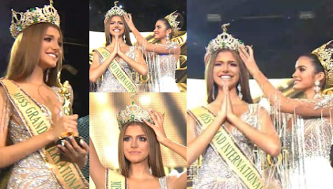 Miss Grand International 2019 es Venezuela
