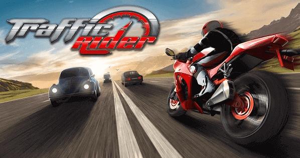 أفضل ألعاب اندرويد بدون نت أوفلاين 2021 مجانا بجودة عالية  Traffic Rider
