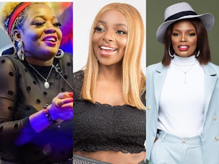 #BBNaija2020: Lucy, Wathoni And Kaisha Bag Endorsement Deals