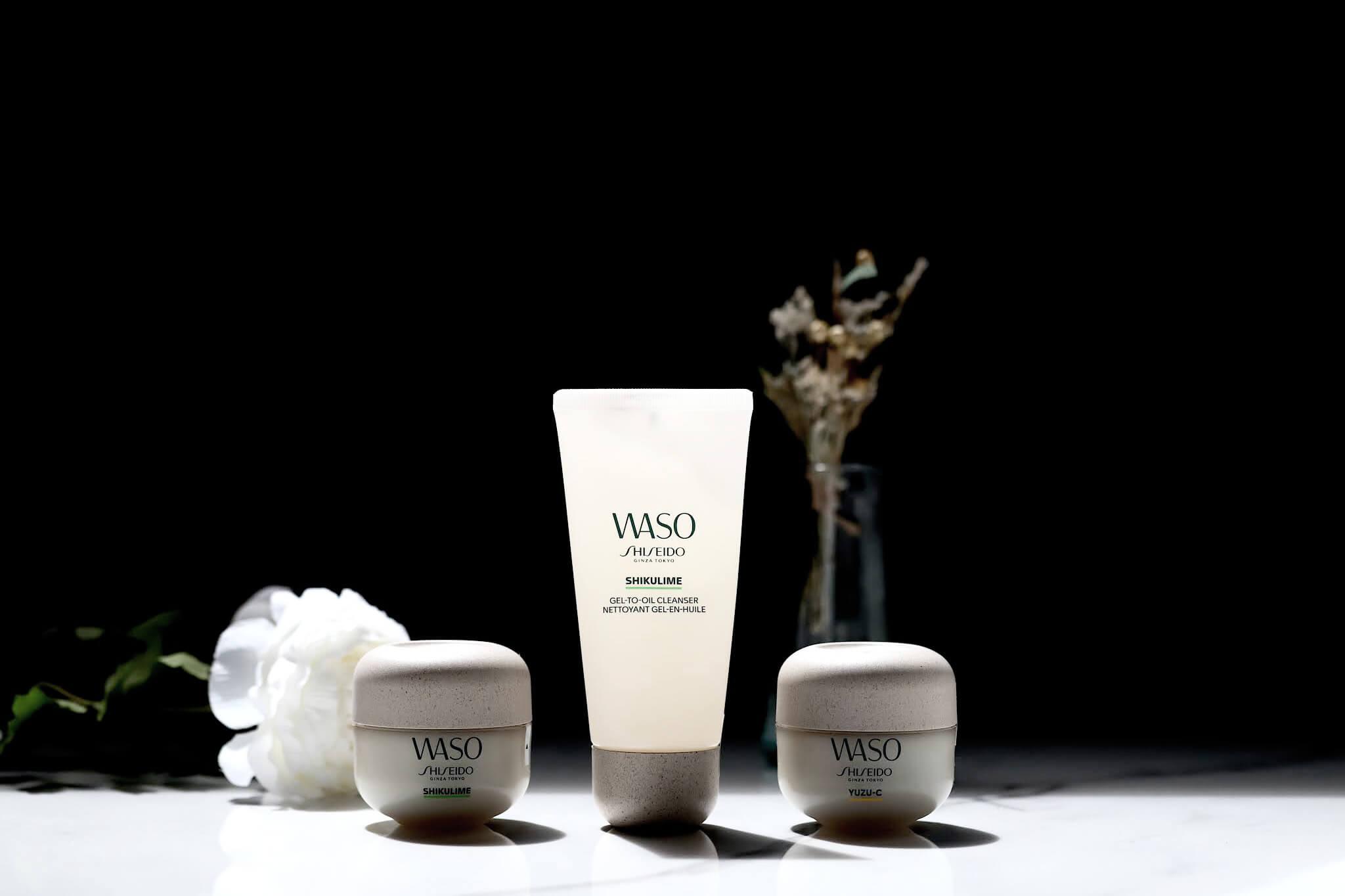 shiseido waso soins visage