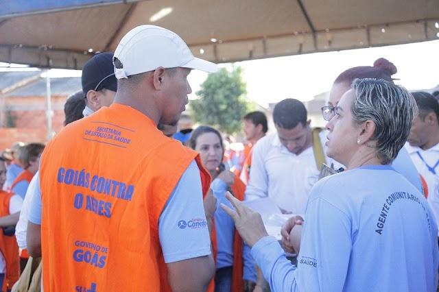 Senador Canedo: Semana de Combate à Dengue