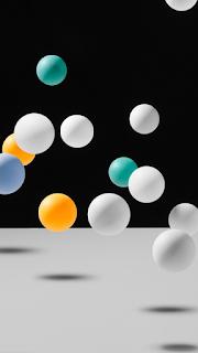 Colorfull Ballons Mobile HD Wallpaper