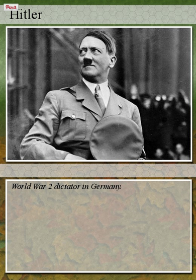 f7f719122 I ll trade you two Hitler s for a MacArthur  Make trading cards online at  Big Huge Labs. You do not even have to create an account.